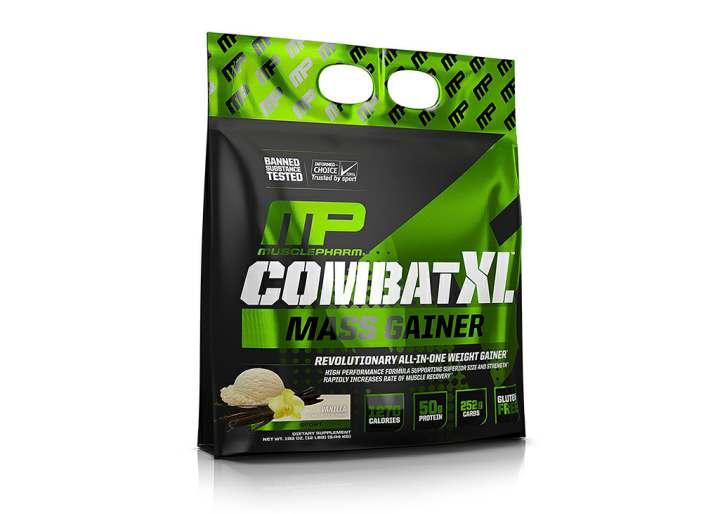 مكملات زيادة الوزن - MusclePharm Combat XL