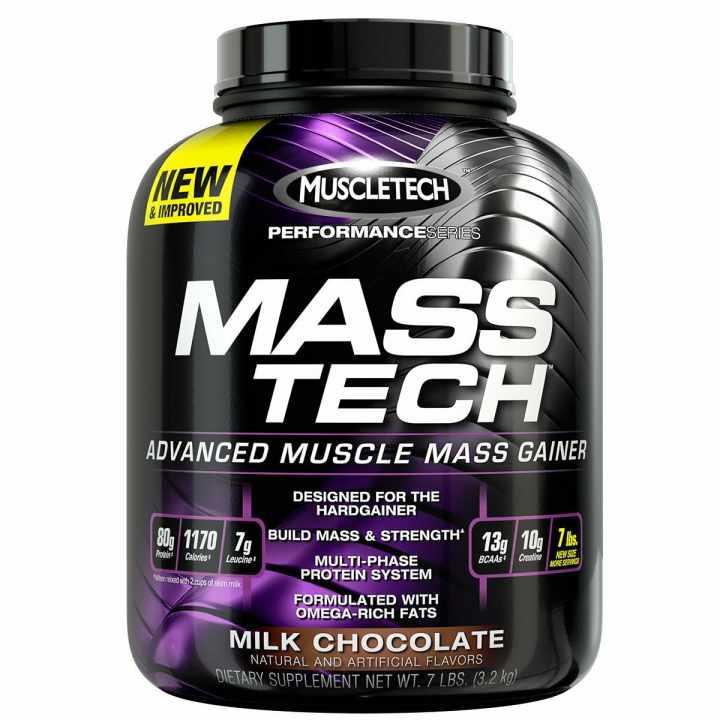 ملاحق زيادة الوزن - Mass Tech
