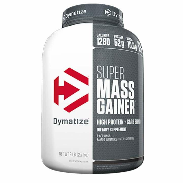 ملاحق زيادة الوزن - Dymatize Super Mass Gainer