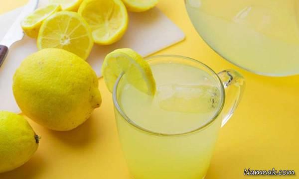 خصائص عصير الليمون