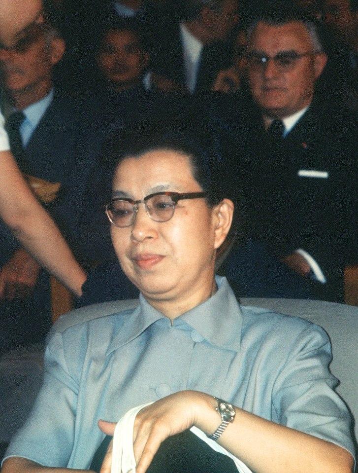جيانغ شينغ ، زوجة ماو تسي تونغ