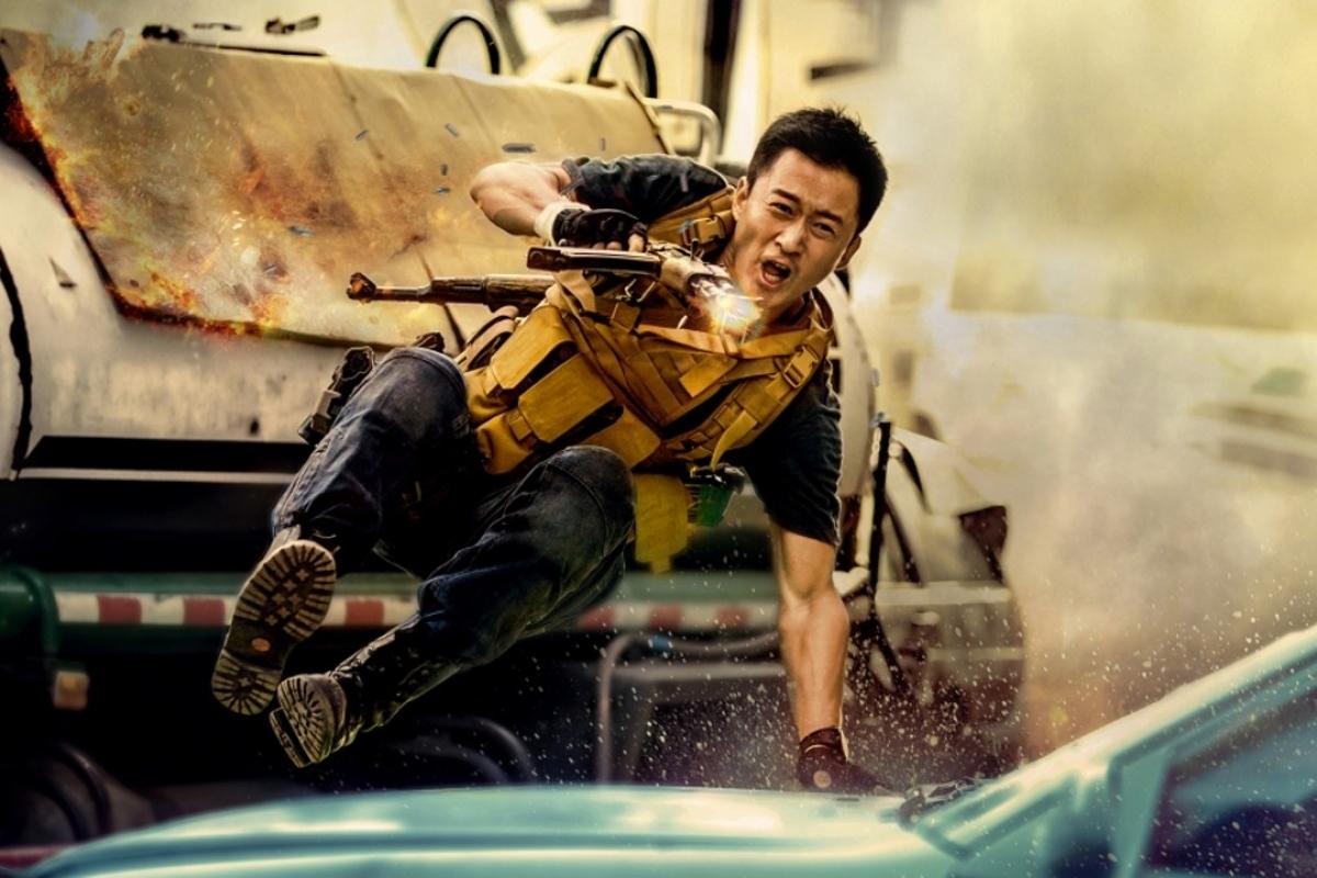 ليو يي فاي في فيلم