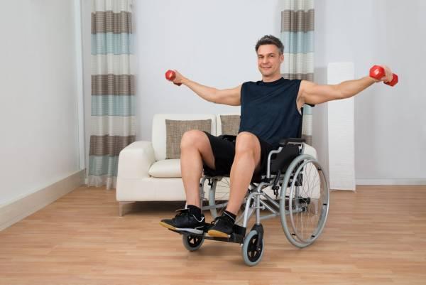 ممارسة الإعاقة