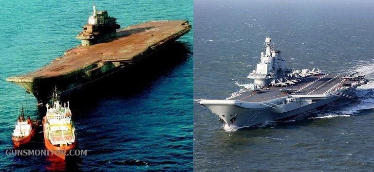 1578819114 286 قصة أول سفينة للطائرات في الصين ؛ من المأكولات البحرية أكو وب