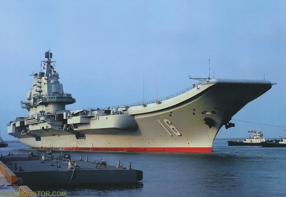 1578819114 77 قصة أول سفينة للطائرات في الصين ؛ من المأكولات البحرية أكو وب