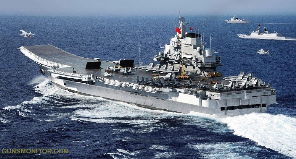 1578819114 810 قصة أول سفينة للطائرات في الصين ؛ من المأكولات البحرية أكو وب