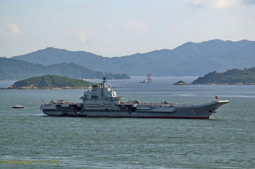 1578819114 972 قصة أول سفينة للطائرات في الصين ؛ من المأكولات البحرية أكو وب