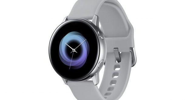 كشف Galaxy Watch Active 2 أداة جديدة