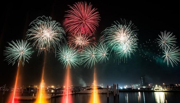 دبي العام الجديد