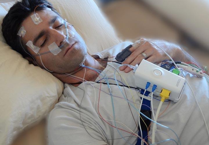 Polysomnography - اضطرابات النوم