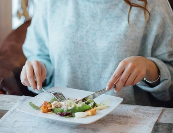 لا تأكل الغداء لانقاص الوزن