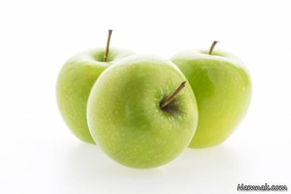 التخزين السليم للتفاح