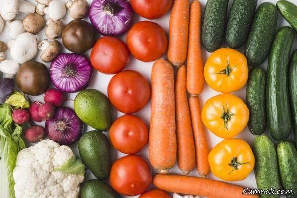 الحفاظ على الخضروات