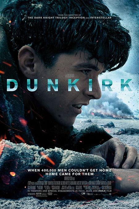 «دانکرک» - (Dunkirk) ۲۰۱۷