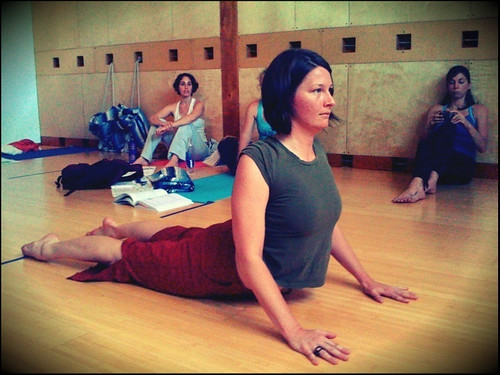Bhujangasana photo