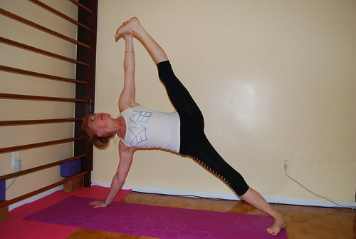 Vasisthasana photo
