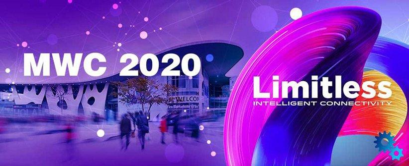 معرض MWC 2020