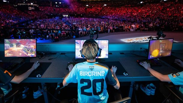 مسابقات Overwatch League