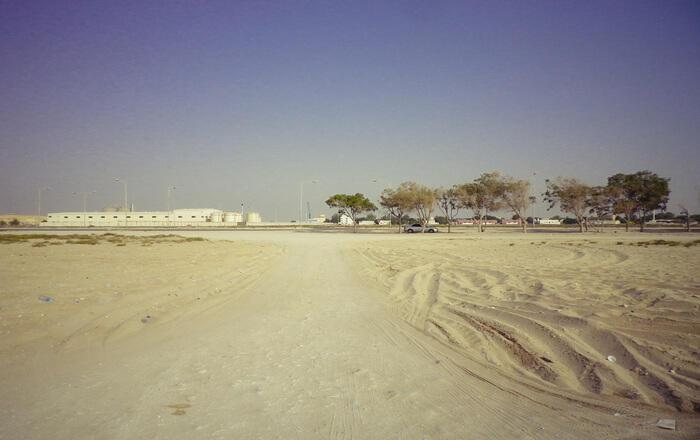 جانب الشاطئ