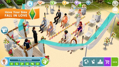 1580779789 310 لعبة The Sims ™ FreePlay أكو وب