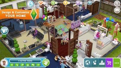 1580779789 855 لعبة The Sims ™ FreePlay أكو وب