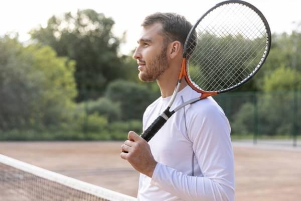 مباريات التنس