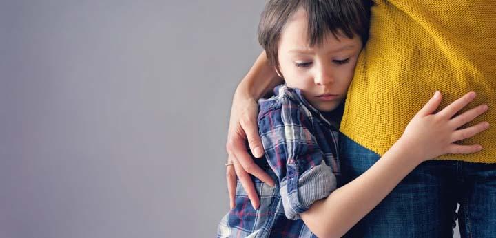 تشخيص الاكتئاب عند الأطفال