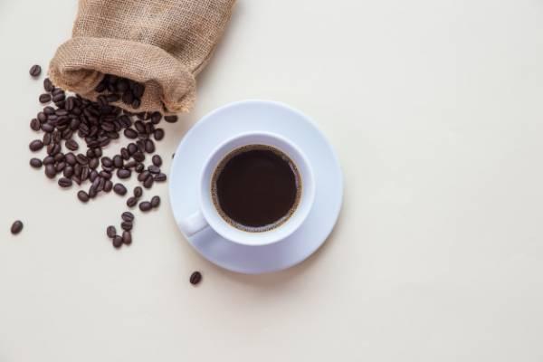 تجميد القهوة