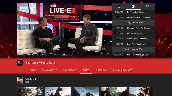 جيف كيلي في E3