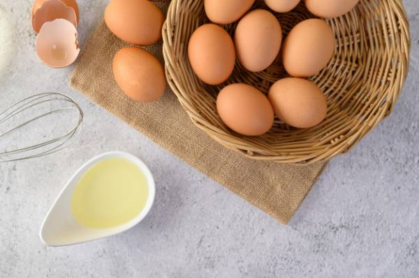 بياض البيض