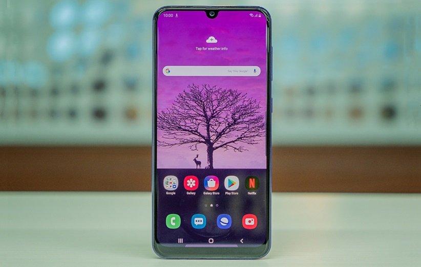 قارن Huawei Y9s و Samsung Galaxy A50
