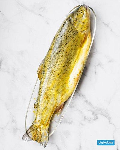 سمك السلمون المرقط