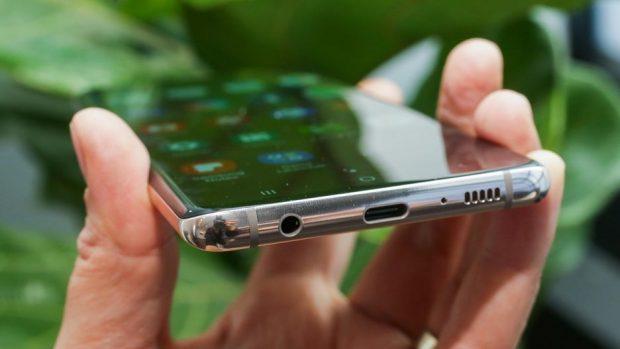 مشاكل مع Samsung Galaxy S 10 Plus
