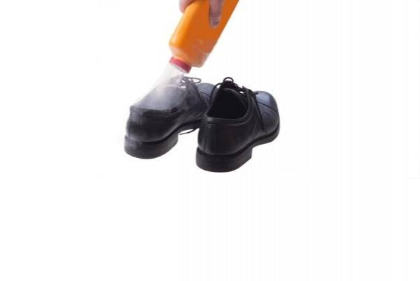 حذاء نتن
