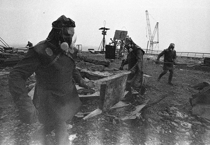 مصافي معرض chernobyl