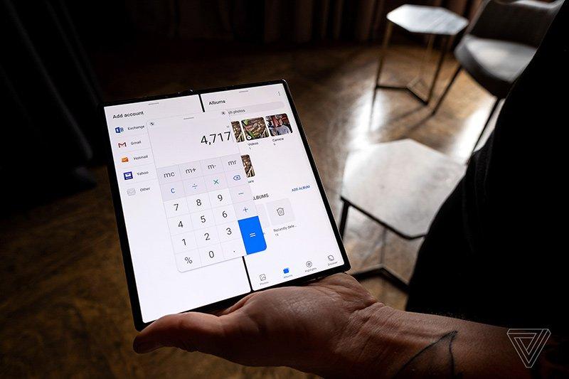 1582785847 816 تم تقديم هاتف Huawei Mate Xs بشاشة عرض أكثر قوة أكو وب