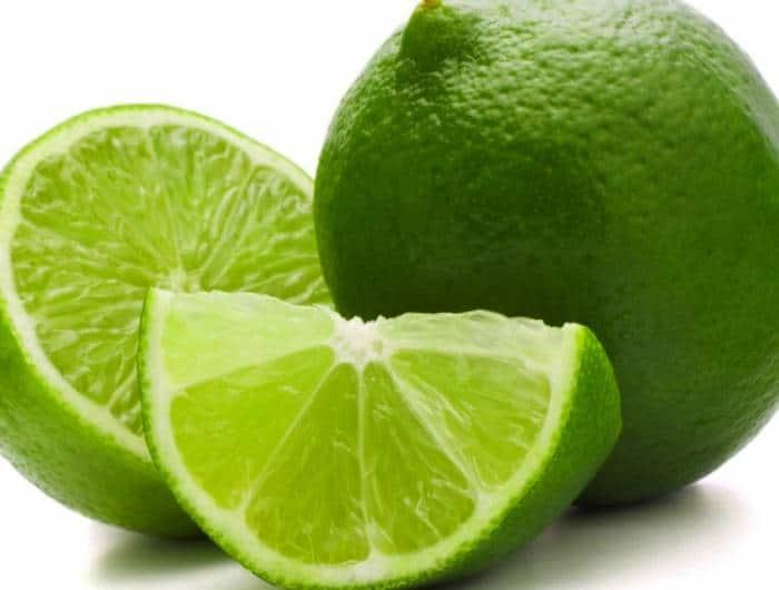 قشر الليمون الحامض
