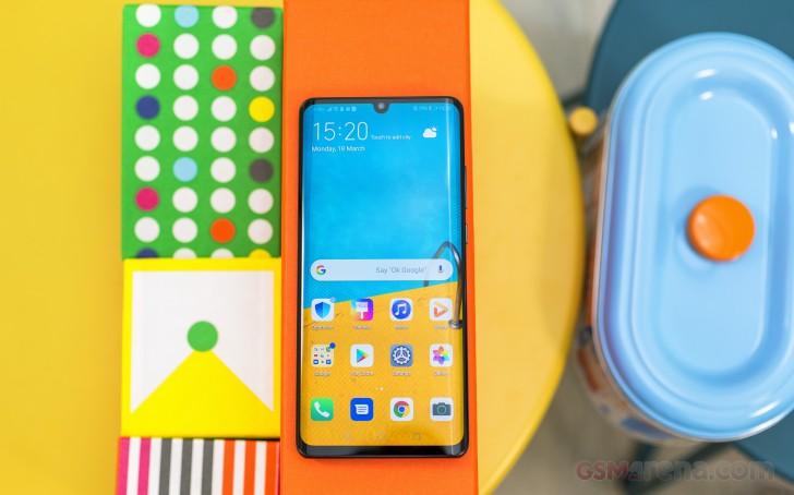 Huawei P30 Pro الجزء الثالث الاختبارات المعملية أكو وب