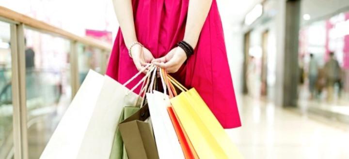 التسوق على معدة فارغة