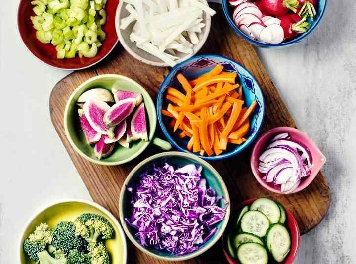 الأطعمة تحتوي على سعرات حرارية سلبية