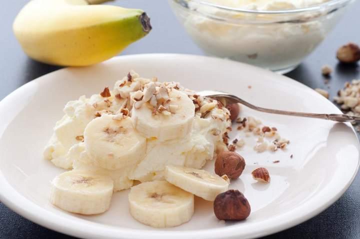 حمية الموز الخفيفة