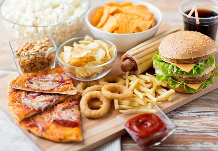 الأطعمة المصنعة - حمية باليو