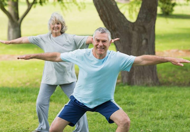 النشاط البدني - حمية باليو