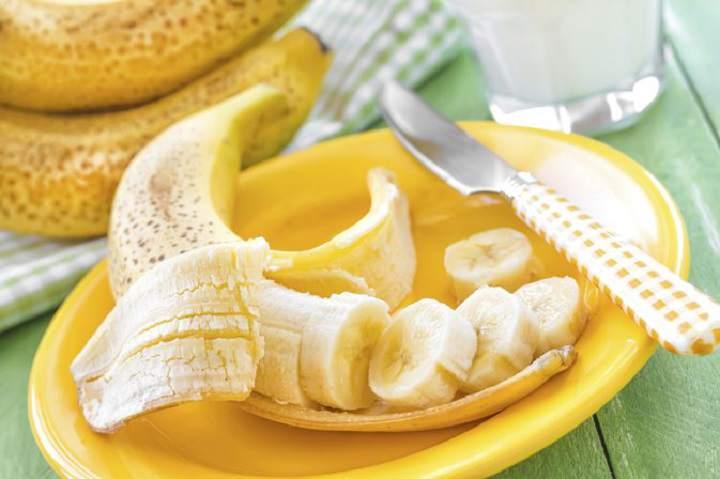 تناول الموز في حمية الموز