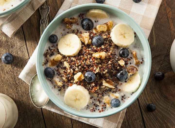 الإفطار هو وجبة مهمة للغاية - يمكن أن تجعل يومك أو ينهي يومك