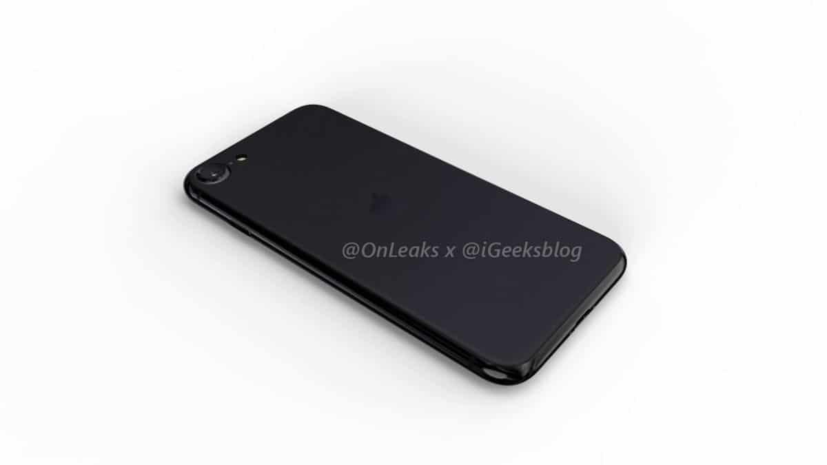 تقديم iPhone SE 2