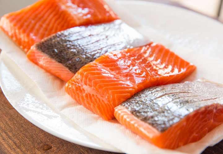الأسماك لديها أعلى مؤشر للشبع بين الأطعمة الغنية بالبروتين.