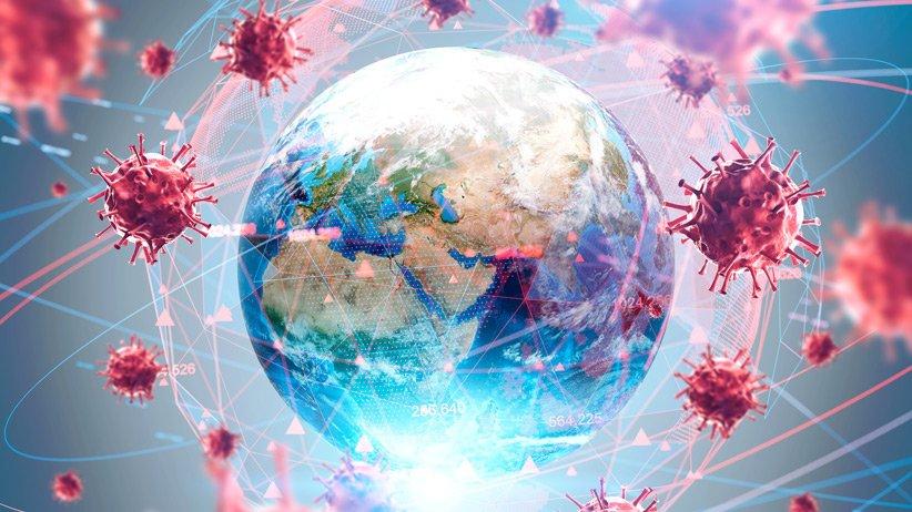 الذكاء الاصطناعي لفيروس كورونا