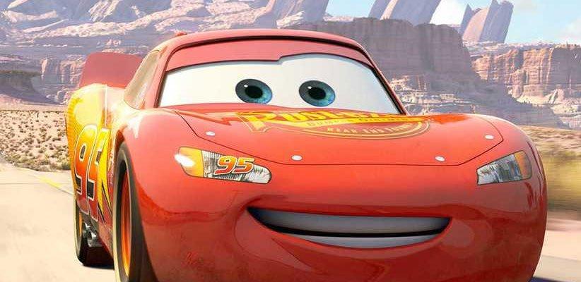 الرسوم المتحركة بيكسار للسيارات