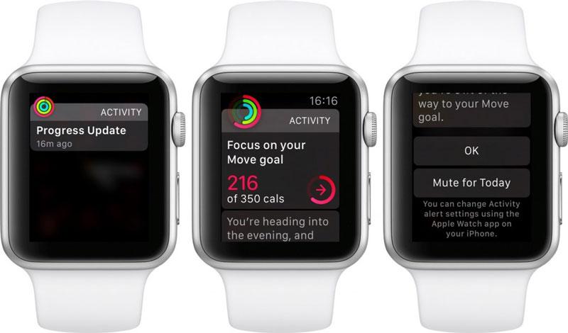 تعرف على تعطيل ميزة النشاط في Apple Watch